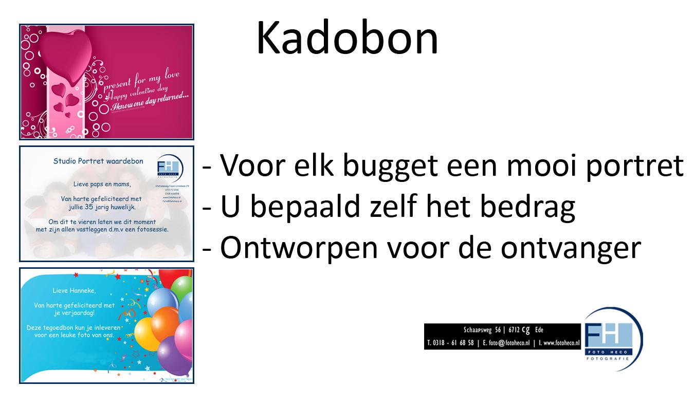 kadobon portet web nieuw